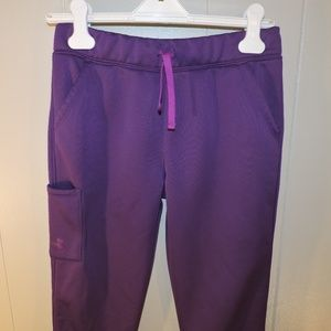 Girls  Under Armour Storm Cold Gear Sweatpants YL